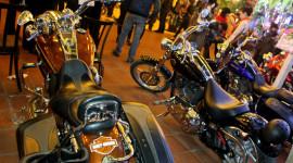 Hơn 100 chiếc Harley-Davidson hội tụ tại Hà Nội