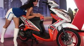 Yamaha ra mắt scooter mới giá 1.530 USD
