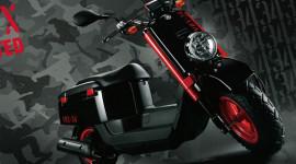 """Yamaha ra mắt xe tay ga """"dị"""" chỉ tốn 1,5 lít/100km"""