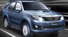 Toyota ra mắt Fortuner phiên bản mới