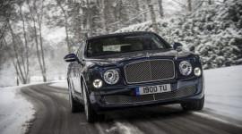 Bentley tăng sức hấp dẫn cho Mulsanne