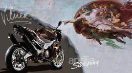 """Aprilia Stingray – Siêu môtô """"cá đuối gai độc"""""""