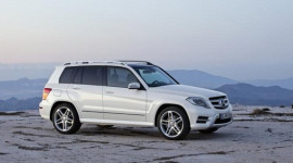 Mercedes-Benz sẽ sản xuất GLK Coupe