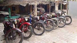 Những chiếc xe máy cổ nhất Việt Nam