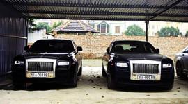 Siêu xe và xe siêu sang ở Ninh Bình