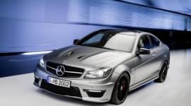 Mercedes-Benz C63 AMG Edition 507 2014 lộ diện