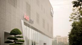 Chiêm ngưỡng showroom Audi mới tại Hà Nội