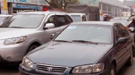 Tăng phí, ôtô đăng ký mới ở Thủ đô giảm kỷ lục