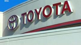 """Toyota """"được lòng"""" khách hàng Mỹ"""