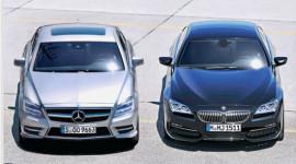 Mercedes-Benz vượt BMW để dẫn đầu phân khúc xe sang