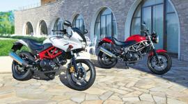 Honda VTR và VTR-F 2014 – Cặp nakedbike cho ngày Valentine