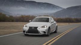 Công bố giá bán Lexus IS 2014