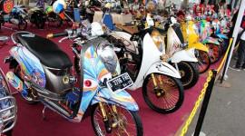 Tuần lễ thời trang Honda Scoopy FI 2013