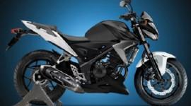 Phiên bản nakedbike của Honda CBR250R sắp ra mắt