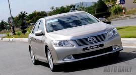 Toyota Việt Nam chiếm 1/3 thị phần VAMA