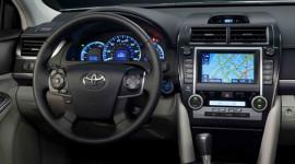 Nâng cấp tiện ích, Toyota Camry 2013 sẽ hấp dẫn hơn