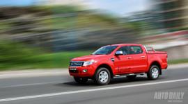 Doanh số của Ford Việt Nam tăng 308% trong tháng 1/2013