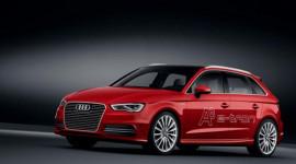 Audi A3 e-tron plug-in hybrid lộ diện trước thềm Geneva