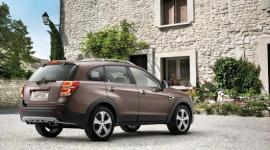 Chevrolet Captiva 2013 sắp trình làng