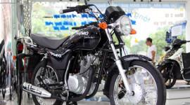 Xe côn tay Suzuki 110 phân khối có mặt tại Việt Nam
