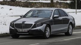 Lộ thởi điểm ra mắt Mercedes S-class hoàn toàn mới