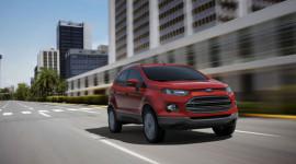 Ford Tourneo Courier và EcoSport hướng tới Geneva