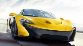 Siêu xe McLaren P1 chính thức trình làng