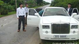 """Người Việt đã """"chế"""" thành công xe siêu sang Rolls-Royce"""