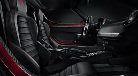 Lộ diện hình ảnh nội thất Alfa Romeo 4C