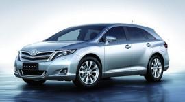 Toyota sẽ bán mẫu xe Venza ở Nga và Ukraina