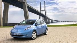 Chi tiết Nissan Leaf 2013 bản châu Âu