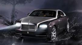 Mãn nhãn với xe siêu sang Rolls-Royce Wraith vừa ra mắt