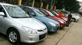 Thị trường ô tô cũ sôi động trước tin giảm phí trước bạ