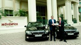 BMW Euro Auto tiếp tục thành công với bán hàng theo lô
