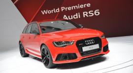 Audi RS6 Avant 2014 toả sáng trên sân khấu Geneva