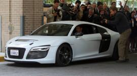 """Audi R8 tiếp tục xuất hiện trong """"Iron Man 3"""""""
