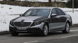 Mercedes-Benz S-Class thế hệ mới sẽ ra mắt ngày 15-03 tới