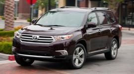Toyota sắp trình làng Highlander hoàn toàn mới