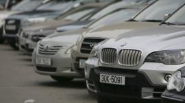 Ôtô nhập khẩu thấp chưa từng thấy
