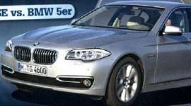 Hình ảnh chính thức của BMW 5-Series 2014