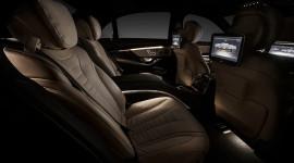 """Nội thất """"đỉnh"""" của Mercedes-Benz S-Class thế hệ mới"""