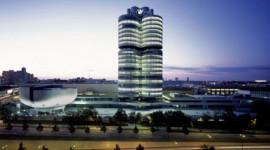 Bảo tàng BMW làm mê hoặc du khách