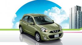 Xe nhỏ Nissan Micra 2014 sắp ra mắt tại Đông Nam Á
