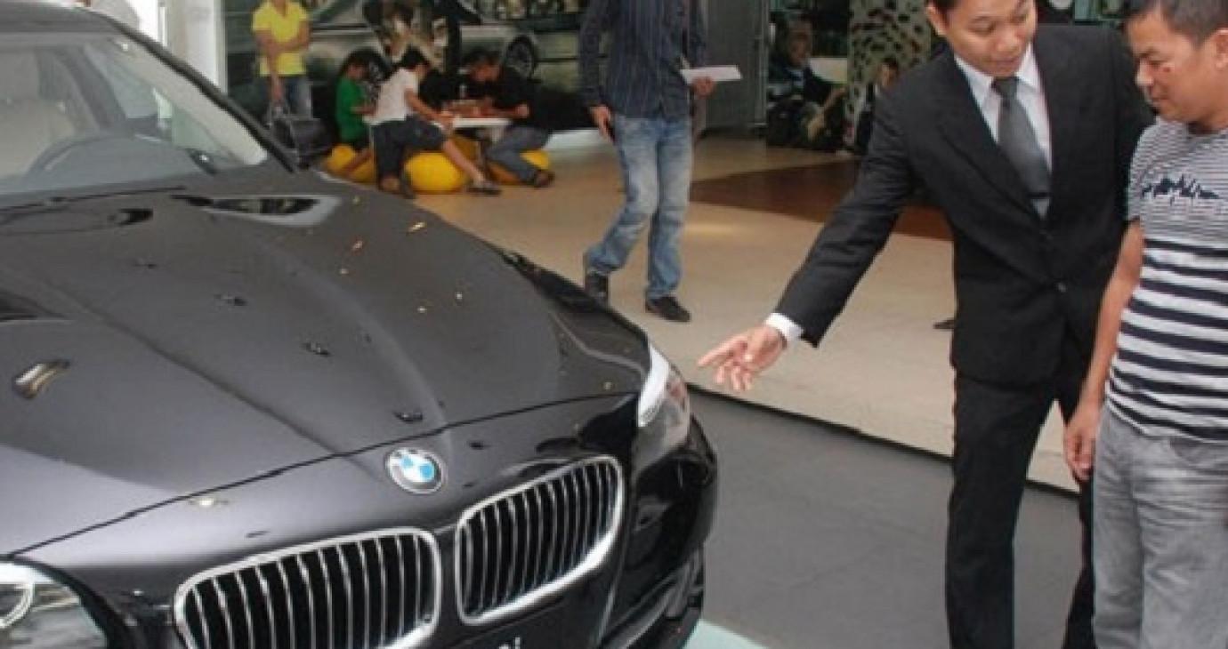 Tín hiệu khởi sắc thị trường ôtô