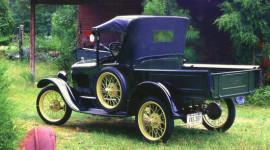 Xe pick-up ra đời khi nào?