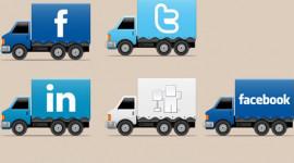 Các hãng xe ngày càng coi trọng mạng xã hội