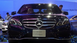 Mercedes E-Class cải tiến có thể về Việt Nam dịp cuối năm