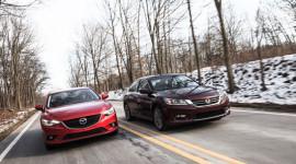 So sánh Mazda6 2014 và Honda Accord 2013