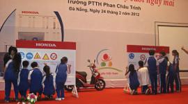 Honda VN tổ chức cuộc thi tìm hiểu ATGT