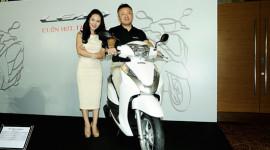 Honda Việt Nam thành trung tâm sản xuất xe tay ga